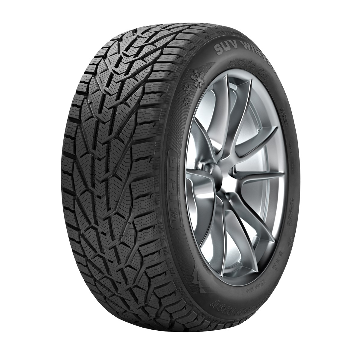 Pneu 215/70R16 100H TIGAR SUV WINTER