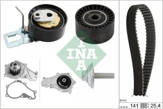 INA 530 0182 30 Pompe /à eau kit de courroie de distribution