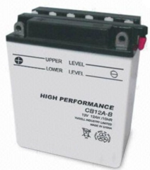 TOPCAR Batterie Moto 12V 4Ah CB4L-B