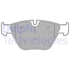 Pagid T1230 Lot de plaquettes de frein avant pour BMW 1 E82 3 E90 E92 E93
